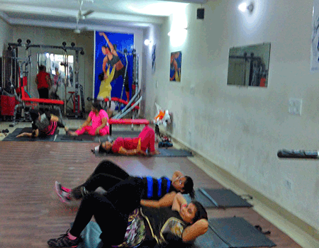 Fitness Club Only For Women Naveen Shahdara