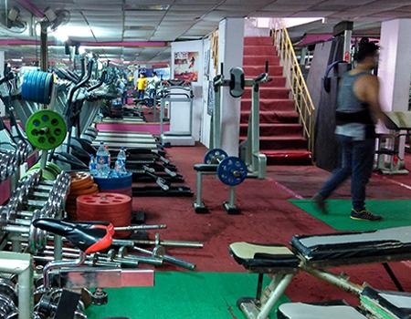 Fitness Freaks Gym Rdc Raj Nagar
