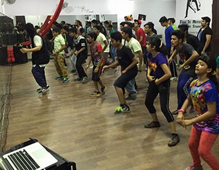 Funk In Motion Dance Studio Kabool Nagar Shahdara