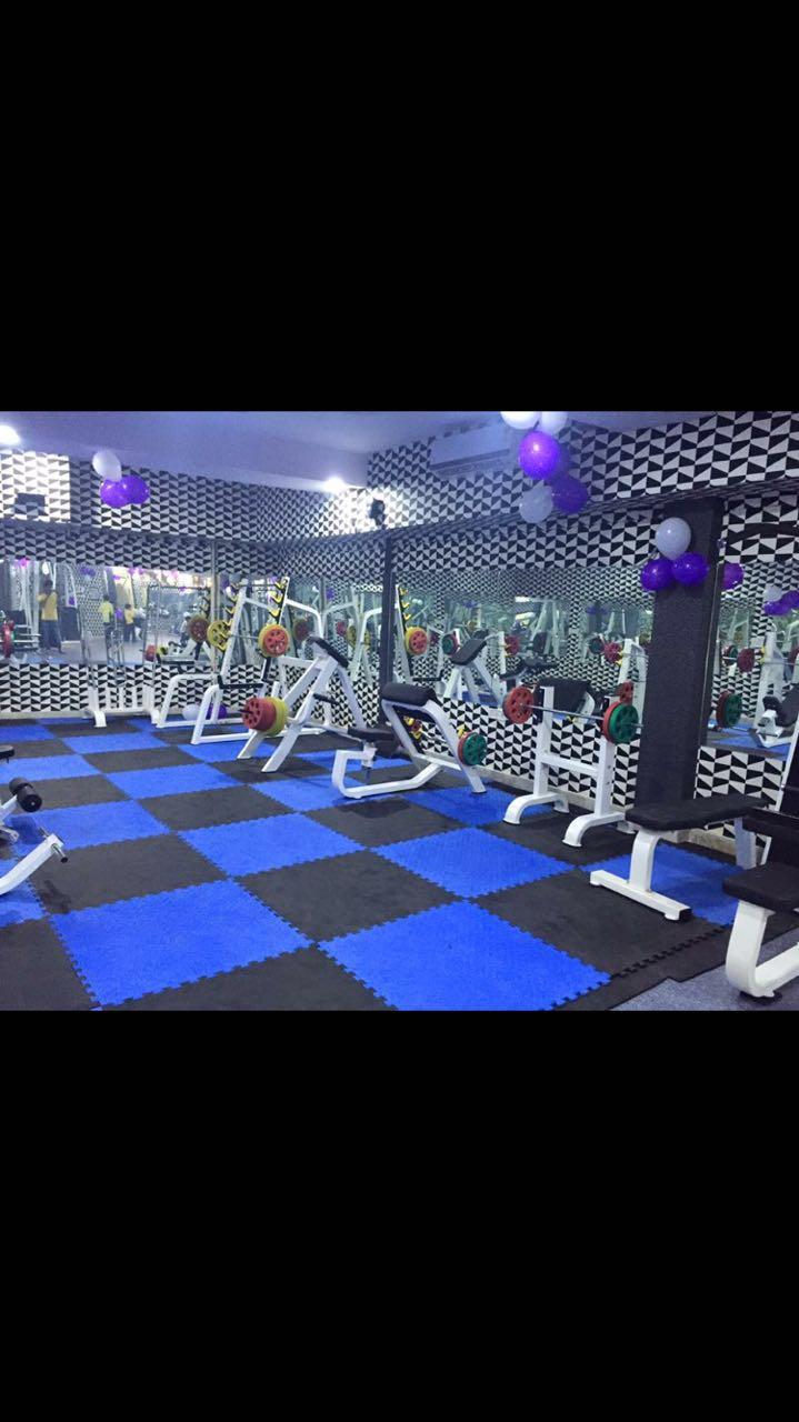 Get Fit Gym Shahdara