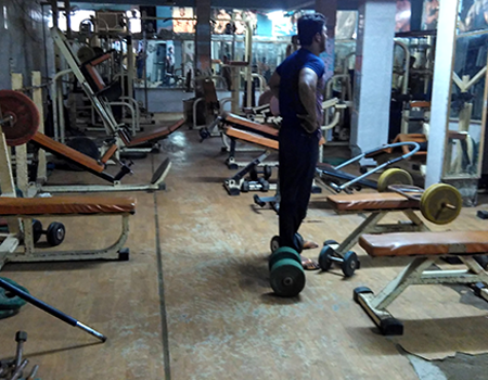 Gym X Dilshad Colony