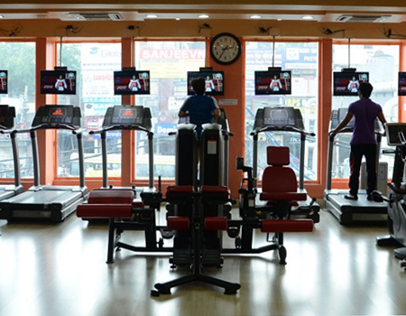 La Sona Gym And Spa Gtb Nagar