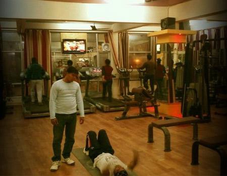 New Addiction Gym Kavi Nagar