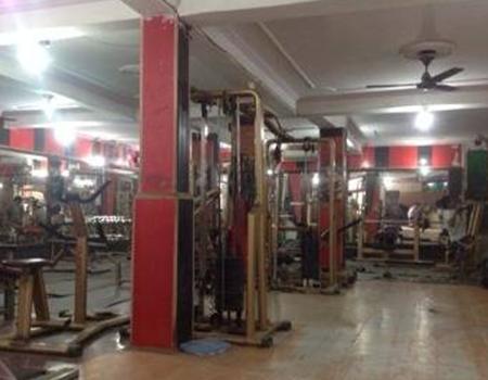 Nitrix Complete Fitness Way Sahibabad