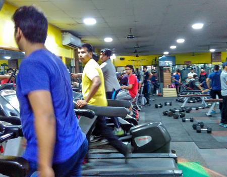 Saral Gym Ram Nagar Extension Shahdara