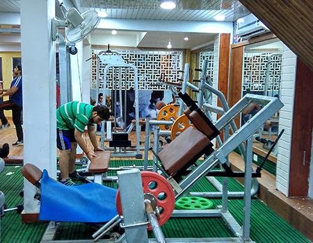 Iron Champs Gym Sahibabad