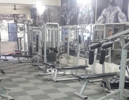 The Muscle Fire Gym Shahdara