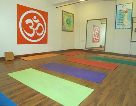 Universal Yoga Studio Karkardooma