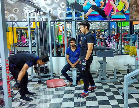 Workout Gym Shahdara